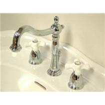 Kingston Bathroom Sink Faucet Polished Chrome KB1971PX