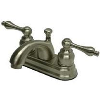 Kingston Bathroom Sink Faucet Satin Nickel KB2608AL