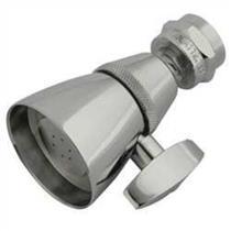 Kingston Brass Model# K131A1 Heritage Adjustable-Spray Solid Brass Shower Head - Polished Chrome