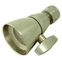 Kingston Brass Model# K131A8 Heritage Adjustable-Spray Solid Brass Shower Head - Satin Nickel