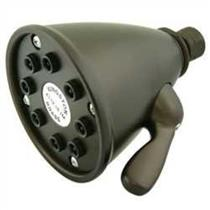 Kingston Brass Model# K139A5 Magellan Adjustable-Spray Solid Brass Shower Head - Oil Rubbed Bronze