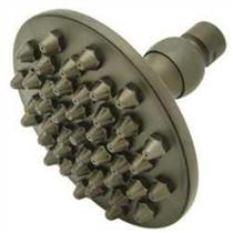 Kingston Brass Model# K134A5 Vintage Apollo Solid Brass Shower Head - Oil Rubbed Bronze