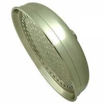 "Kingston Brass Model# K125A8 Victorian 10"" Diameter Rain Drop Shower Head - Satin Nickel"