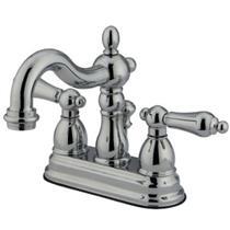 Kingston Bathroom Sink Faucet Polished Chrome KB1601AL