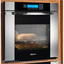 """Dacor 30"""" 4.2 cu.ft. Sabbath Mode Single Electric Oven Stainless MOV130S"""