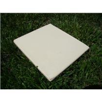 """High Temp Furnace Setter Plate Floor 14"""" x 14"""" x 5/8"""" Kiln-Gold-Assay-Melting"""