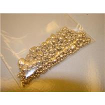 5 oz Gold Melting Alloy - White -10K-12K-14K-16K-18K-20K-22K  Jewelery Ring (H15