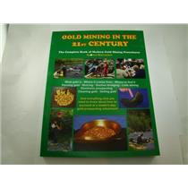 """Gold Mining in the 21st Century"" Book-Sluice-DryWasher-Panning-DIY Guide"