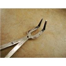 """17"""" Light Duty Crucible Tongs - Stainless Steel - Melting Gold, Silver"""