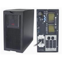 APC SUA3000XL 3000VA 2700W 120V 3kW Battery Power Backup Tower 5U New Batteries