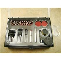 "69 pc Dremel Rotary Sanding Tool Kit - 1/8"" Shank/Shaft Disc & Bands"