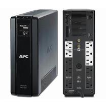APC BR1500G Backup-UPS Pro 1500VA 865W 120V Power Saving USB Desktop Tower