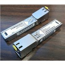 Cisco GLC-T Original Genuine 1000Base-T Copper SFP Gigabit Transceiver