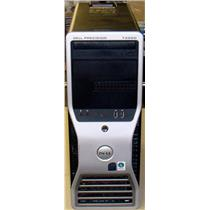 Dell Precision T3500 PC Desktop Intel xeon 2.4GHz W3503, 500GB HDD, 6GB Ram.