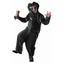 Thy Evil Court: Wicked Medieval Jester Adult Costume