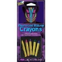 Fluorescent Makeup Crayons