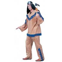 Native American Brave Adult Costume