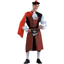 What's Under the Kilt? Funny Adult Scottish Irish Costume