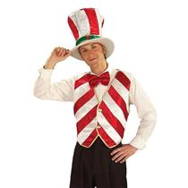 Mr. Peppermint Adult Christmas Costume