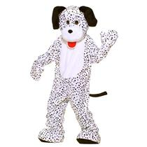 Dalmatian Dog Adult Mascot Costume