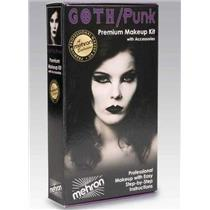 Professional Goth/Punk Character Makeup Kit