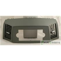 2005-2007 Jeep Grand Cherokee Center Radio Dash Trim Bezel Vents