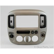 01-07 Ford Escape 05-07 Mercury Mariner Center Surraound Dash Bezel 4WD Hazard