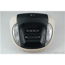 01-07 Chrysler Town & Country Dodge Caravan Overhead Console Sun Roof Switch