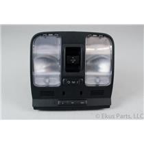 2007-2012 Acura RDX Overhead Console Map Lights Sunroof Homelink