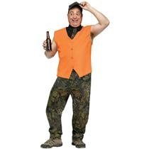 Hunting Redneck Groom Adult Halloween Costume