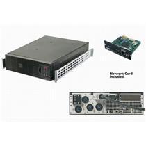 APC SURTD3000RMXLT3U Smart-UPS On-Line 3000VA 2100W 208V SURTD3000XLT New Batt