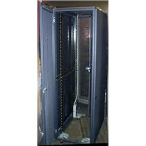 DELL PowerEdge 42U Server Rack Enclosure with DOORS and SIDE PANELS - Model 4210