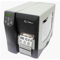 Zebra Z4M Plus Z4M00-2001-0030 Thermal Barcode Label Tag Printer Network 203DPI