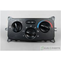 2004-2007 Jeep Liberty Climate Control Unit Panel AC and Rear Defrost buttons