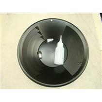 """12"""" Black Gold Pan - Panning Kit , Bottle Snuffer, & Vial - Mining Prospecting"""