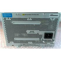 HP ProCurve J8712A zl Switch 875W Power Supply with 273w for PoE & 600w main