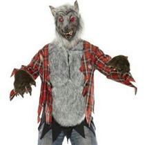 Werewolf Adult Costume Size Medium