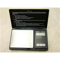 Digital Pocket Scale-Gold-Silver-Gram-Grain-CT-OZ-0.1 Gram Black-AAA-AWS 600G