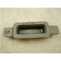 20 oz Gold Mold Cast Iron Long & Deep KitKat Bar 10 oz Silver -Copper Bar- Loaf