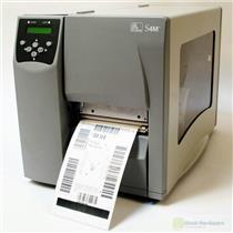 Zebra S4M S4M00-2001-0700T Barcode Label Tag Thermal Printer Network USB 203dpi