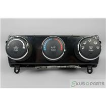 2011-12 Caliber 2011-17 Jeep Compass Patriot MANUAL Climate Temperature Controls