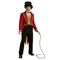 Circus Ringmaster Adult Costume Standard Size