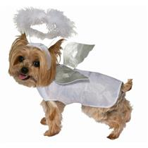 Angel Pet Dog Cat Costume Size Medium