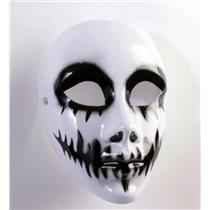 Day of the Dead Phantom Face Mask