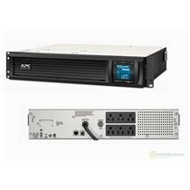 APC SMC1000-2U Smart-UPS 1000VA 600W 120V 2U SMT1000RM2U Battery Power Backup