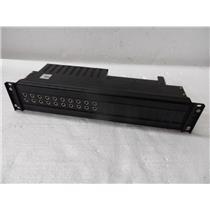 ADC CAT-VC-1 Digital Patch Bay W/10 Modules
