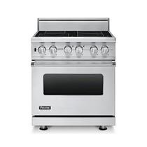 """Viking Professional Series 30"""" Stainless Pro-Style Induction Range VISC5304BSS"""