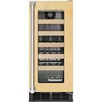 "NIB Viking Professional Series 15"" Undercounter Custom Wine Cellar FWCI1150GR"