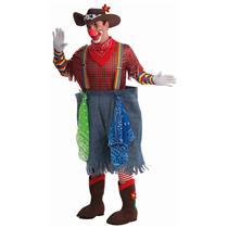 Rodeo Clown Cowboy Adult Costume