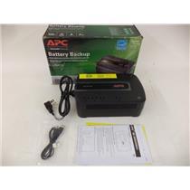 APC BE550G UPS 550VA 8xNEMA 5-15R Surge Protector and Battery Backup - NOB